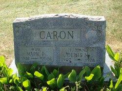 Marie P <i>Brousseau</i> Caron
