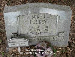Bob Ed Luckey