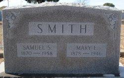 Mary Ethel <i>Blair</i> Smith