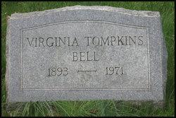 Virgina Vawter <i>Tompkins</i> Bell
