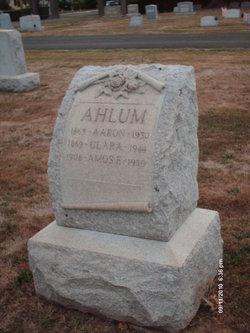 Amos E Ahlum