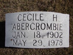 Cecile H. Abercrombie