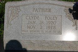 Clyde Foley