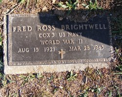 Fred Ross Brightwell
