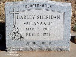 Harley Sheridan Dodgenhamer Mulanax, Jr