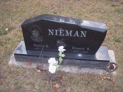 Phyllis R <i>Poggenburg</i> Nieman