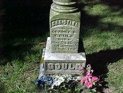 Christina <i>Schriber</i> Gould