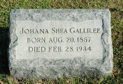 Johana <i>Shea</i> Gallilee