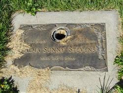 Alma Sunny Stevens