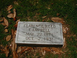 Clarence Reed Campbell