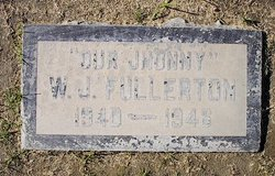 William John Johnny Fullerton