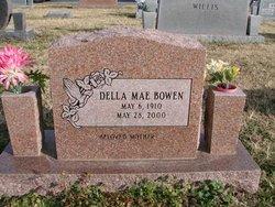 Della Mae <i>Cook</i> Bowen