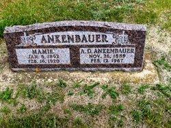 Mamie <i>Ackerman</i> Ankenbauer