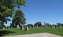 New Macedonia Missionary Baptist Church  Cemetery