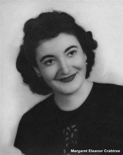 Margaret Eleanor <i>Crabtree</i> Cavanaugh