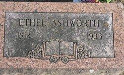 Ethel <i>Langton</i> Ashworth