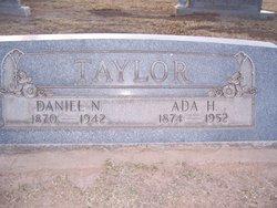 Ada H Taylor