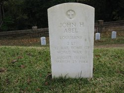 John H Abel