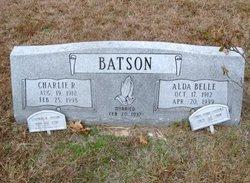 Charlie R Batson
