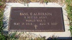 Basil E. Alderson