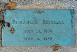 Elizabeth <i>Langston</i> Birdsell
