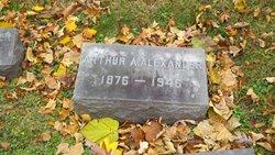 Arthur A. Alexander