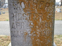 Hester J. Coffey