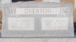 Sallie Roena <i>Levy</i> Overton