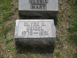 Clyde C Weigel