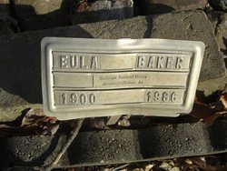 Mary Eula <i>Treat</i> Baker