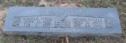 Charlie Vines Brown