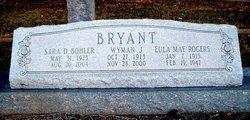Eula Mae <i>Rodgers</i> Bryant