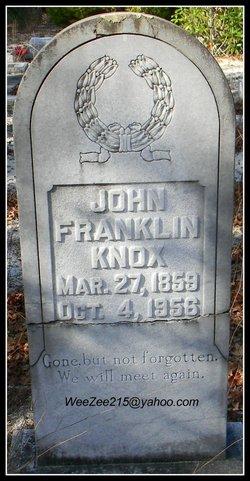 John Franklin Knox, Sr