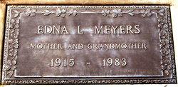 Edna Lee <i>Berry</i> Meyers