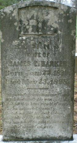 Susan J. <i>Farley</i> Barker