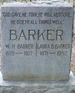 William Henry Barker