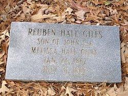 Reuben Hall Giles