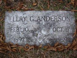 Ellry Gustav Anderson