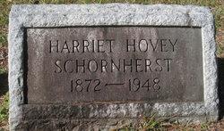 Harriet Olive <i>Hovey</i> Schornherst