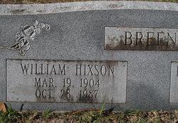 William Hixon Breen