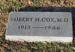 Dr Robert Houk Bob Cox