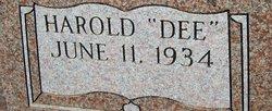 Harold Dee Allen