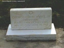 FO George Franklin Junior Churchwell, Jr
