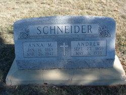 Anna M. Schneider