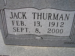 Jack Thurman Boren