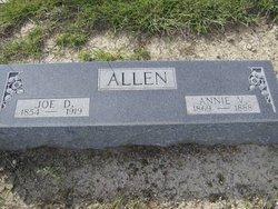 Annie V Allen