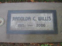 Ranolda Christine <i>Blaylock</i> Willis