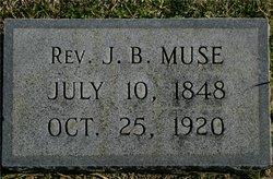 Rev Joseph Brainard Muse