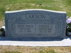 Helen <i>Swain</i> Larson