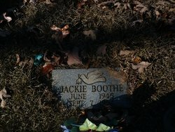 Jackie Boothe
